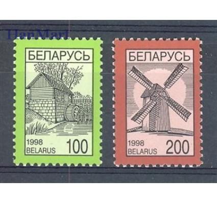 Znaczek Białoruś 1998 Mi 269-270 Czyste **