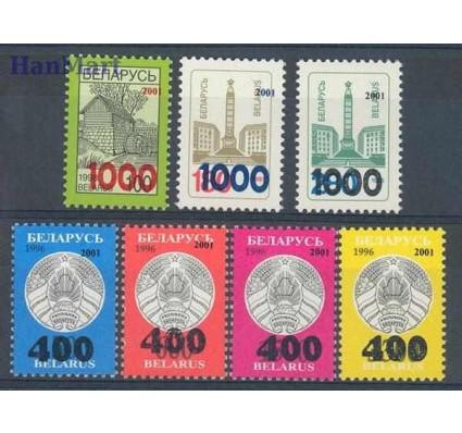 Znaczek Białoruś 2001 Mi 421-427 Czyste **