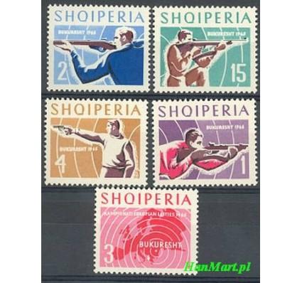 Albania 1965 Mi 934-938 Czyste **