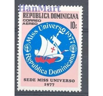 Dominikana 1977 Mi 1166 Czyste **