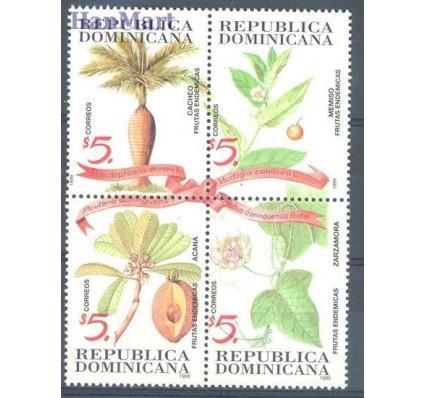 Znaczek Dominikana 1999 Mi 1945-1948 Czyste **
