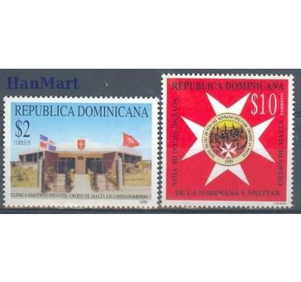Dominikana 1999 Mi 1970-1971 Czyste **