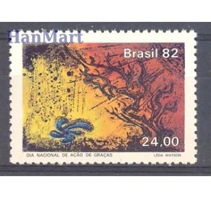 Znaczek Brazylia 1982 Mi 1942 Czyste **