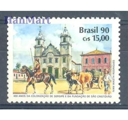 Znaczek Brazylia 1990 Mi 2394 Czyste **