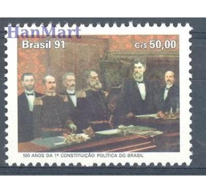 Znaczek Brazylia 1991 Mi 2431 Czyste **
