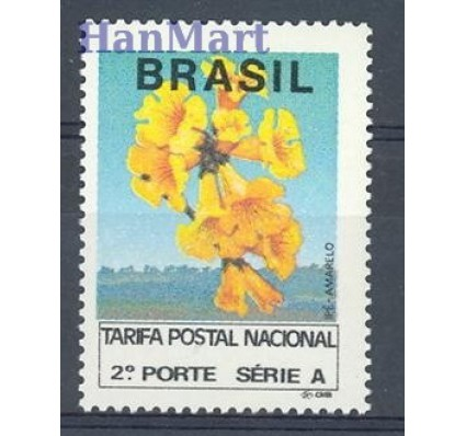 Znaczek Brazylia 1992 Mi 2457y Czyste **