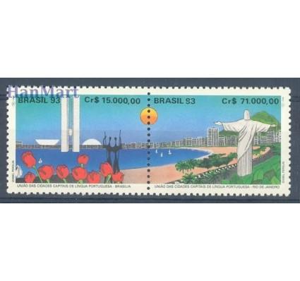 Znaczek Brazylia 1993 Mi 2532-2533 Czyste **