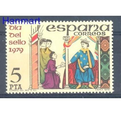 Znaczek Hiszpania 1979 Mi 2418 Czyste **