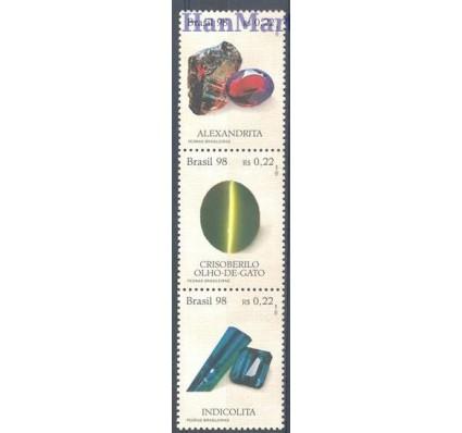 Znaczek Brazylia 1998 Mi 2805-2807 Czyste **