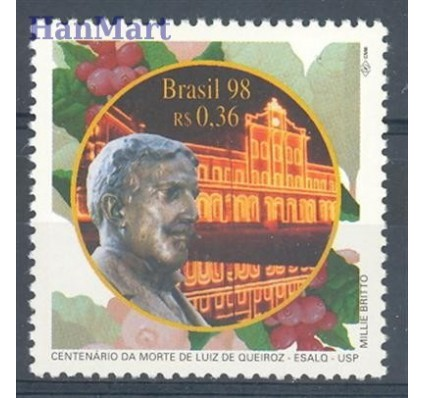 Znaczek Brazylia 1998 Mi 2878 Czyste **