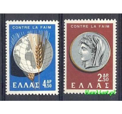 Znaczek Grecja 1963 Mi 800-801 Czyste **
