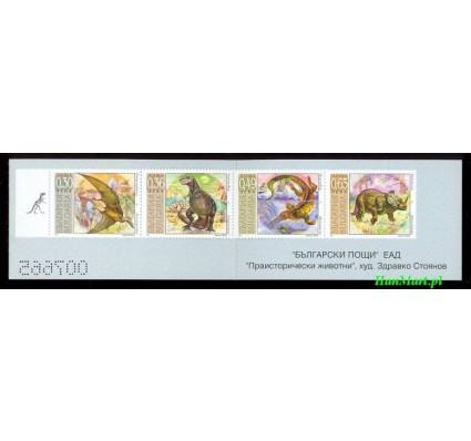 Bułgaria 2003 Mi mh 4596-4599 Czyste **