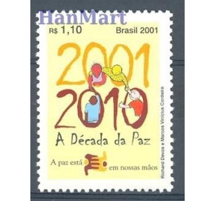 Znaczek Brazylia 2001 Mi 3145 Czyste **