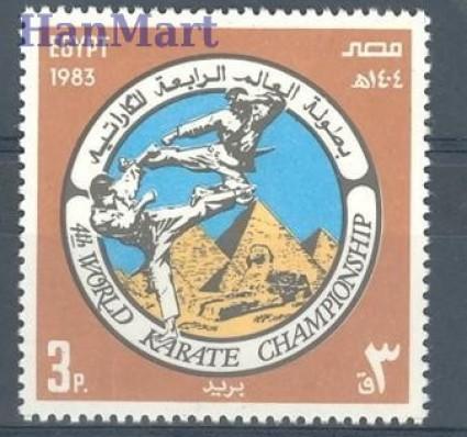 Znaczek Egipt 1983 Mi 1454 Czyste **