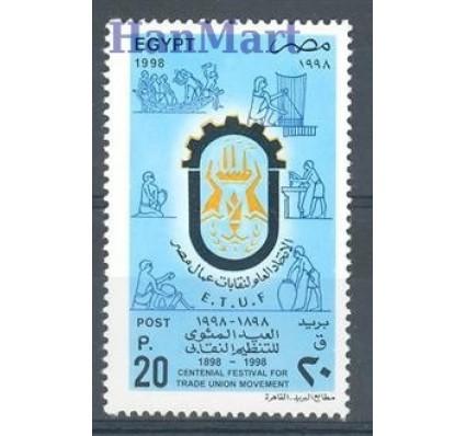 Znaczek Egipt 1998 Mi 1967 Czyste **