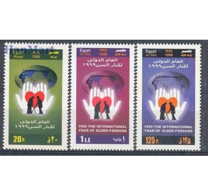 Znaczek Egipt 1999 Mi 1996-1998 Czyste **