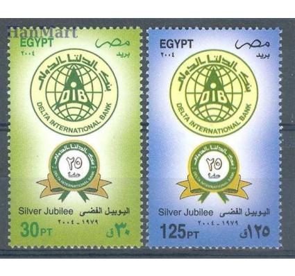 Znaczek Egipt 2004 Mi 2155-2156 Czyste **