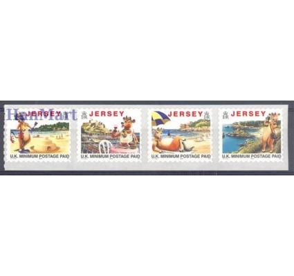 Znaczek Jersey 2000 Mi 773-776III Czyste **