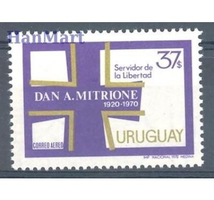 Znaczek Urugwaj 1972 Mi 1244 Czyste **
