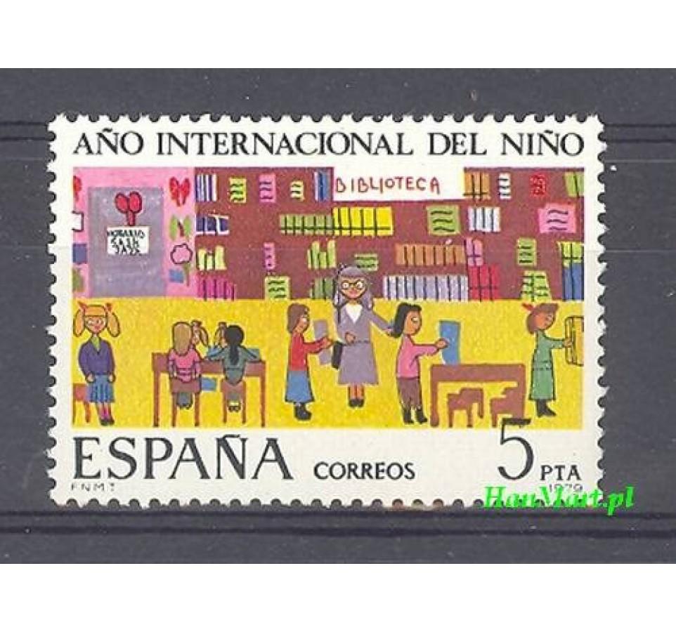 Hiszpania 1979 Mi 2411 Czyste **