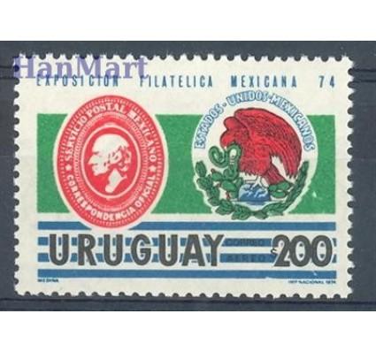 Znaczek Urugwaj 1974 Mi 1323 Czyste **