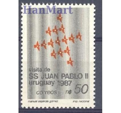 Znaczek Urugwaj 1987 Mi 1757 Czyste **