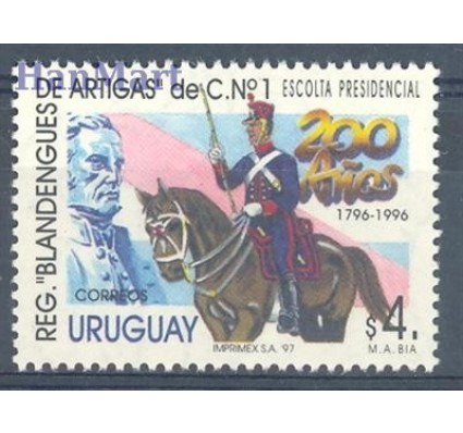 Znaczek Urugwaj 1997 Mi 2230 Czyste **