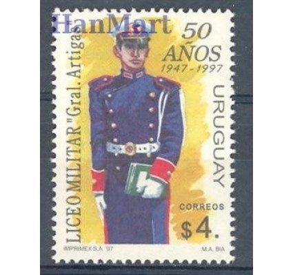 Znaczek Urugwaj 1997 Mi 2231 Czyste **
