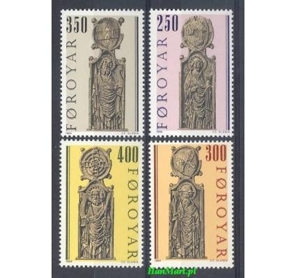 Wyspy Owcze 1984 Mi 93-96 Czyste **