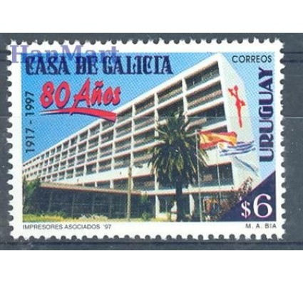 Znaczek Urugwaj 1997 Mi 2293 Czyste **