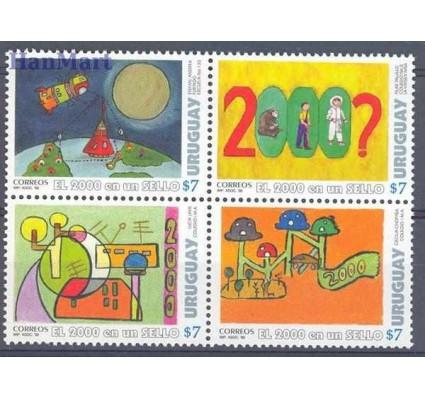 Znaczek Urugwaj 1999 Mi 2448-2451 Czyste **