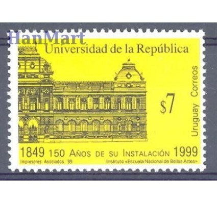 Znaczek Urugwaj 1999 Mi 2466 Czyste **