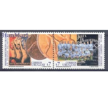 Znaczek Urugwaj 1999 Mi 2489-2490 Czyste **