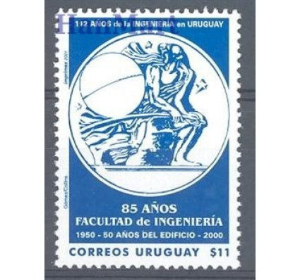 Znaczek Urugwaj 2001 Mi 2593 Czyste **