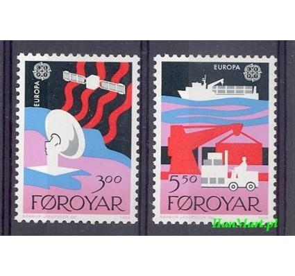Wyspy Owcze 1988 Mi 166-167 Czyste **