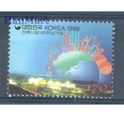 Znaczek Korea Południowa 1998 Mi 1962 Czyste **