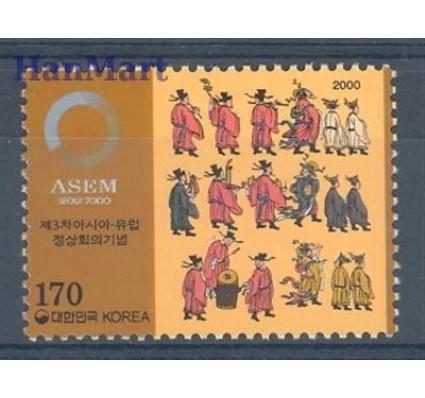 Znaczek Korea Południowa 2000 Mi 2119 Czyste **