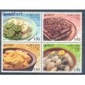 Korea Południowa 2002 Mi 2249-2252 Czyste **