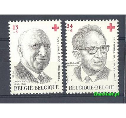 Belgia 1987 Mi 2293-2294 Czyste **