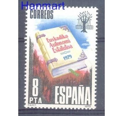 Znaczek Hiszpania 1979 Mi 2439 Czyste **
