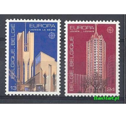 Belgia 1987 Mi 2303-2304 Czyste **