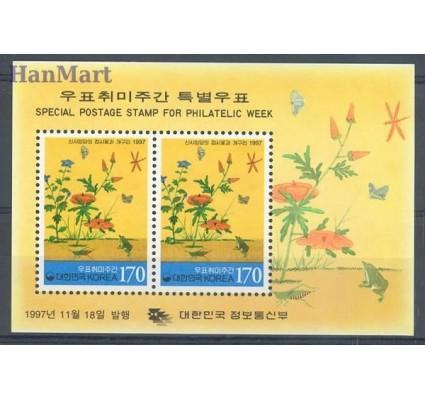 Znaczek Korea Południowa 1997 Mi bl 645 Czyste **