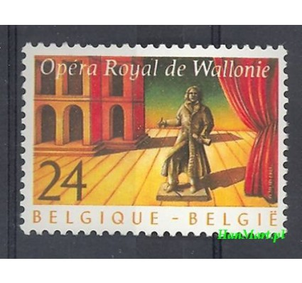 Znaczek Belgia 1987 Mi 2305 Czyste **