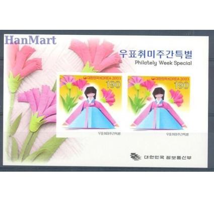 Znaczek Korea Południowa 2003 Mi bl 722 Czyste **