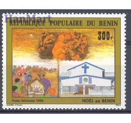 Znaczek Benin 1986 Mi 450 Czyste **