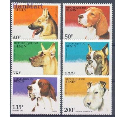 Znaczek Benin 1995 Mi 675-680 Czyste **
