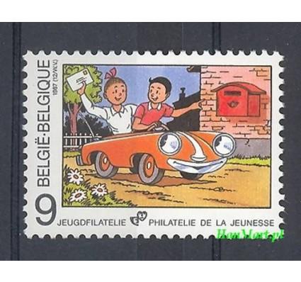 Znaczek Belgia 1987 Mi 2316 Czyste **