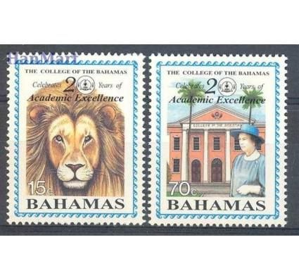 Znaczek Bahamy 1995 Mi 859-860 Czyste **