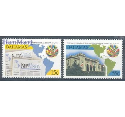 Znaczek Bahamy 1998 Mi 958-959 Czyste **