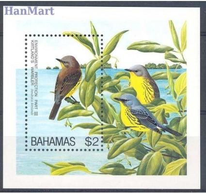 Znaczek Bahamy 1995 Mi bl 78 Czyste **